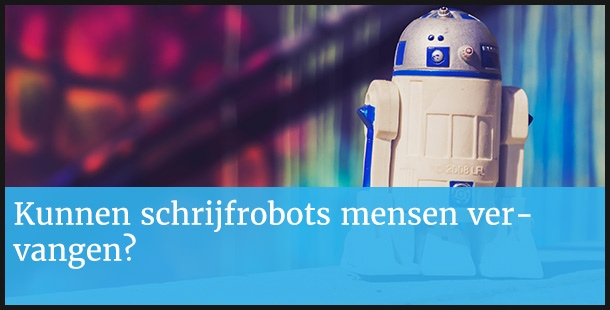 Robots tekstschrijven