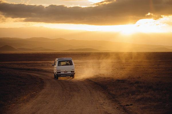 Blog onderwerpen: Auto op weg